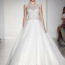 Alfred Angelo Wedding Dresses Fall 2015 Bridal Runway Shows Brides