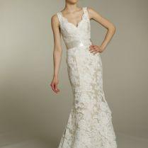 Alvina Valenta Wedding Dress 2011 Bridal Gowns Ivory Champagne