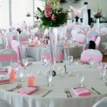 An Elegant Pink And Grey Wedding In Upstate New York From Mary
