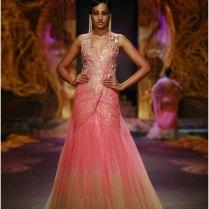 Anarkali Lehanga Inspired By Indian Fashions Sensibility