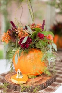 Autumn Wedding Decor On Decorations With 1000 Images About Fall