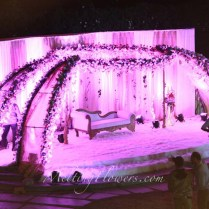Backdrop Decorations For Wedding Receptions On Decorations With