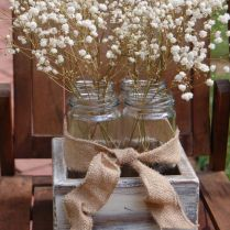 Barn Wedding Decorations Ideas On Decorations With Beams Garlands
