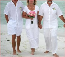 Beach Wedding Casual Wear