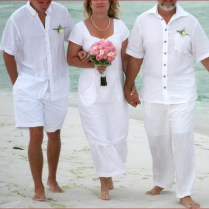 Beach Wedding Casual Wear