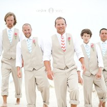 Beach Wedding Dress Code For Brides, Grooms, Guests & Everyone In