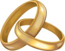 Best Wedding Ring Clipart 16489