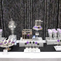 Bling Wedding Reception Centerpieces