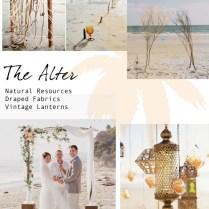 Bohemian Beach Weddings For Summer–inspiration And Ideas