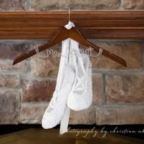 Bridal Wedding Ballet Slippers