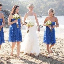 Bride With A Twist Wedding Palette Wednesday! Blue And White
