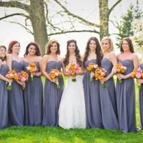Bridesmaid Dresses For Fall Wedding