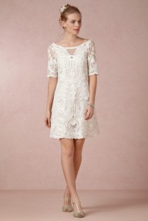 Casual Wedding Dresses For The Minimalist