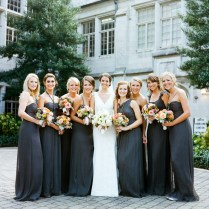 Charcoal Grey Wedding Dresses