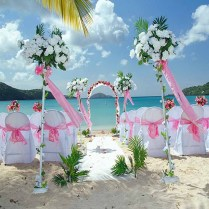 Cheap Beach Wedding Decorations Beach Wedding Ideas 26683
