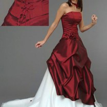 Colored Wedding Dresses Fair Color Wedding Gowns