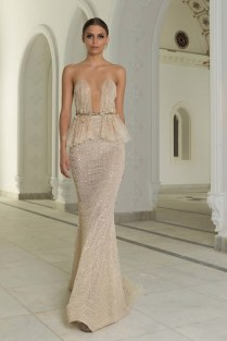 Colorful Wedding Dress Ideas From Abed Mahfouz