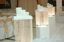 Columns For Wedding Ceremony