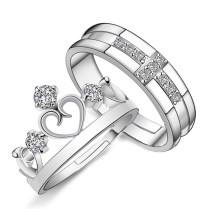 Compare Prices On Crown Ring King Queen
