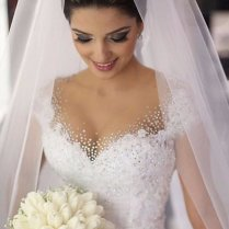 Compare Prices On Wedding Dresses Arabic Style