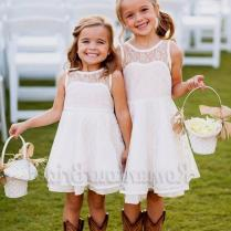 Country Flower Girl Dresses Naf Dresses