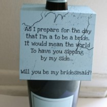 Creative Ways To Ask Your Bridesmaid To Be In Your Wedding