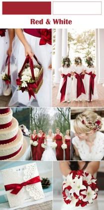 Crimson Wedding Ideas, Wedding Ideas And Grey On Emasscraft Org