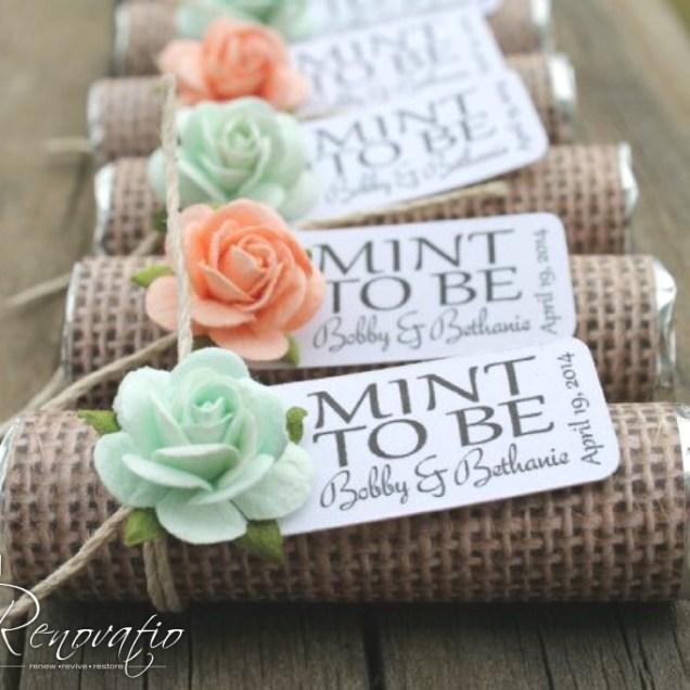 Cute Inexpensive Thank You Gift Idea Â« Renovatio's Wedding Blog