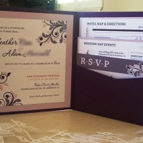 Disney Wedding Invitations