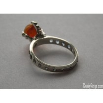 Dragonball Z Engagement Ring