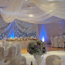 Drapery For Weddings, Parties And Corporate Events
