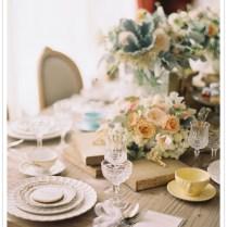 Elegant Bridal Shower Tea Party