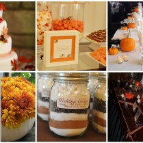 Fall Wedding Decorations Cheap On Decorations With Fall Wedding
