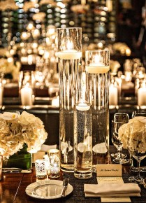 Floating Candle Centerpieces For Weddings
