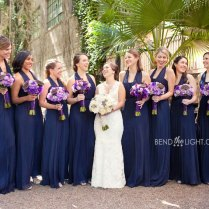 Flower Color For Navy Blue Wedding — The Knot
