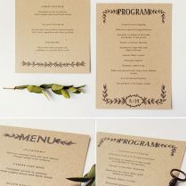 Free Printable, Best Day Ever And Rustic Wedding Invitations On