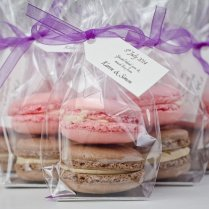French Macaron Wedding Favours