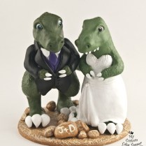 Funny Wedding Cake Toppers Unique