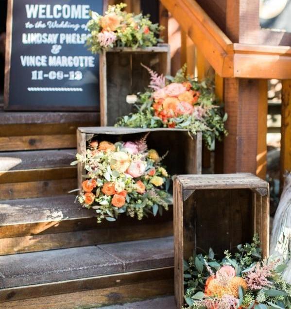 Gallery Outdoor Wedding Decor Ideas For Fall Weddings