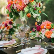 Gallery Tall Wedding Centerpiece Idea For An Outdoor Wedding