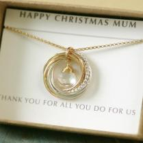 Gift For Mother Of The Groom Necklace, 6th Anniversary Gift For