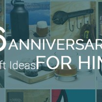 Gift Ideas For 6th Month Anniversary