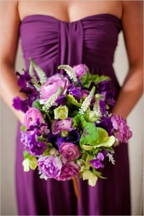 Green And Purple Wedding Palette Archives