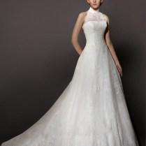 High Necked Wedding Dresses Uk