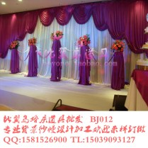 High Quality Stage Backdrop Decorations Promotion