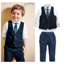 High Quality Toddler Wedding Suits