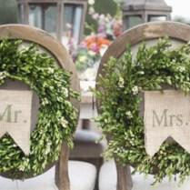 Hot Wedding Trend Lush Greenery