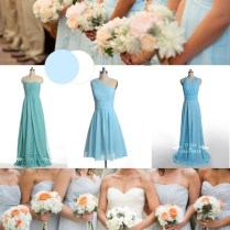 Hot Winter Wedding Color Combos – White, Silver Ice Blue