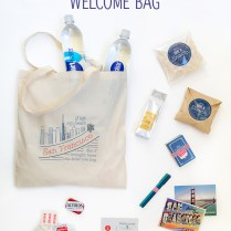 How To Build An Awesome Wedding Welcome Bag Snippet & Ink
