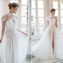 If You're Looking For An Unconventional Wedding Dress That's Both